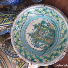 Antigüedades: ANTIGUO LEBRILLO DE TRIANA. Lote 161941750