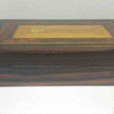 Antiquitäten - Caja marquetería - 162120424