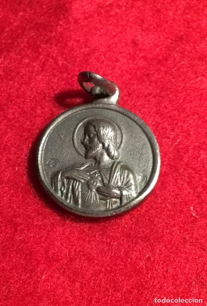 Antigüedades: Antigua medalla - Foto 2 - 162129066