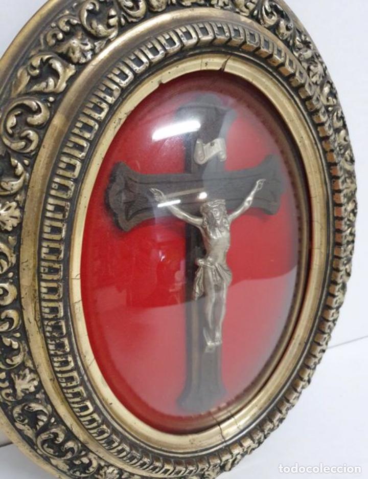 Antigüedades: ANTIGUO CORPUS CHRISTI FRANCÉS DE ÉPOCA SIGLO XIX - Foto 3 - 162208757