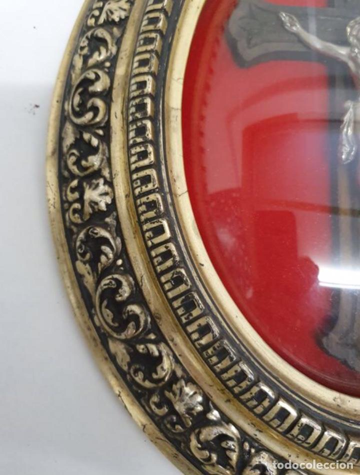 Antigüedades: ANTIGUO CORPUS CHRISTI FRANCÉS DE ÉPOCA SIGLO XIX - Foto 5 - 162208757