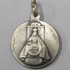 Antigüedades: MEDALLA NTRA. SRA. DE LAS ANGUSTIAS. SAGRADO CORAZON. GRANADA. Lote 162210670