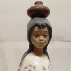 Antigüedades: PRECIOSA FIGURA DE LLADRÓ. Lote 162301366
