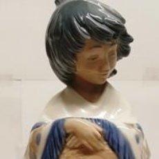 Antigüedades: PRECIOSA FIGURA DE LLADRÓ. Lote 162301722