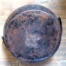 Antigüedades: CALDERA DE HIERRO. Lote 162306798