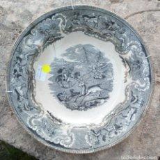 Antigüedades: PLATO DE CARTAGENA. Lote 162340742