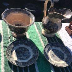Antigüedades: CERAMICA Y CARTAGENA. Lote 162435402