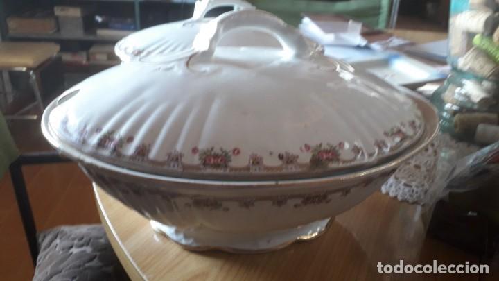 Antigüedades: Vajilla La Cartuja Pickman - Foto 8 - 162482370