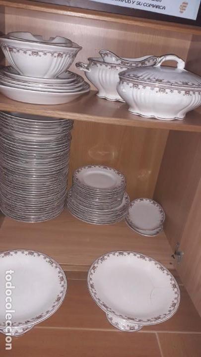 VAJILLA LA CARTUJA PICKMAN (Antigüedades - Porcelanas y Cerámicas - La Cartuja Pickman)