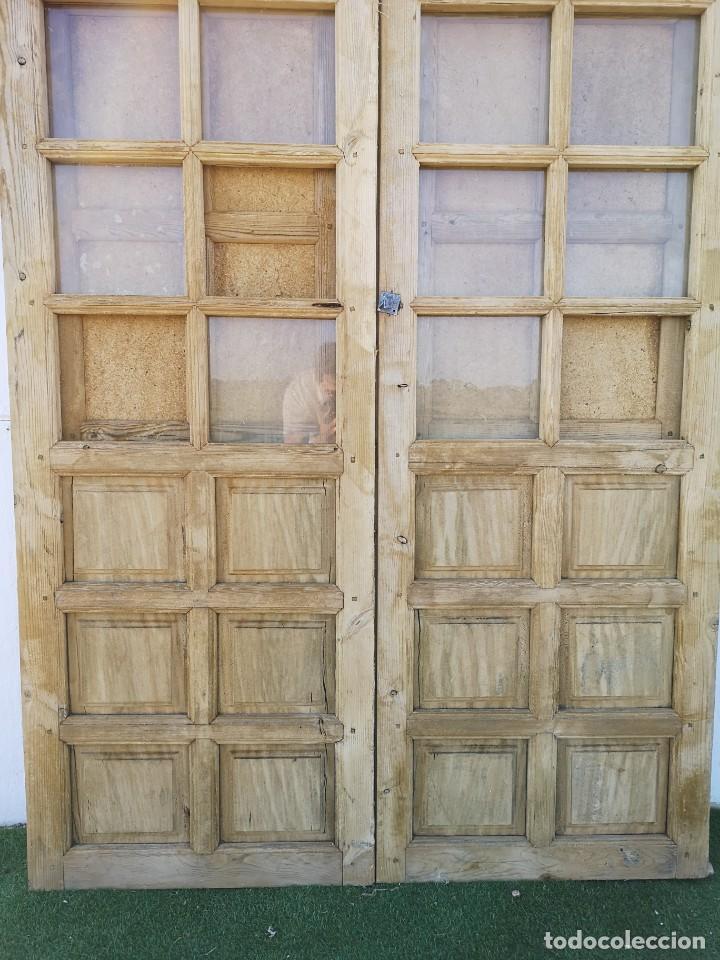 Antigüedades: Puerta cristalera - Foto 2 - 162518118