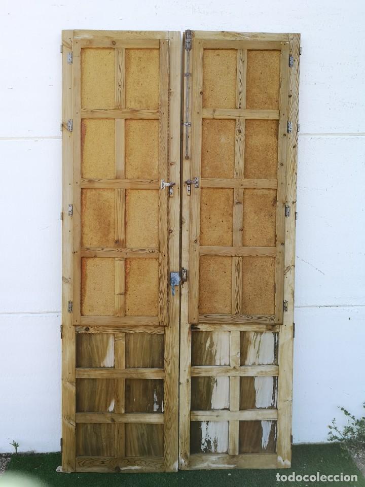 Antigüedades: Puerta cristalera - Foto 3 - 162518118