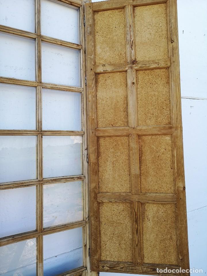 Antigüedades: Puerta cristalera - Foto 5 - 162518118