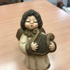 Antigüedades: ANGEL DE PORCELANA THUN. Lote 162588938