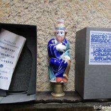 Antigüedades: BOTELLA AGUARDIENTE PROFETA PORTICO DE LA GLORIA ' ISAIAS ' NUMERADA 1291/1993, INC CAJA + INFO . Lote 162605850