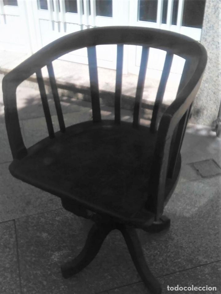 Antigüedades: silla - Foto 3 - 162673638