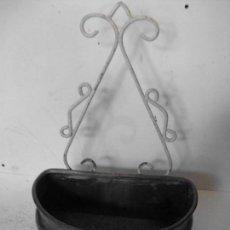 Antigüedades: JARDINERA DE COBRE PARA COLGAR . Lote 162761414