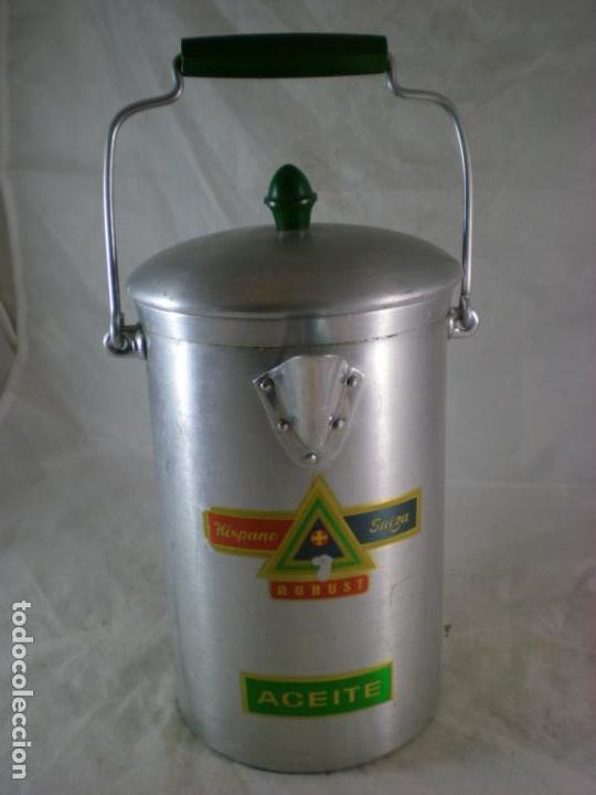 Antigüedades: Lechera y Aceitera Hispano Suiza - Sin Uso - Foto 5 - 162798206