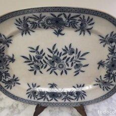 Antigüedades: BANDEJA DE PIRCELANA VILLEROY &BOCH. Lote 162903454