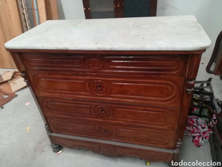 COMODA (Antigüedades - Muebles - Cómodas Antiguas)
