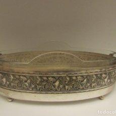 Antigüedades: JARDINERA MODERNISTA S. XIX-XX. Lote 162950702