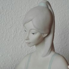 Antigüedades: BAILARINA SENTADA - LLADRO. Lote 162976861