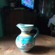 Antigüedades: JARRITA DE CERÁMICA, DE PUENTE DEL ARZOBISPO. Lote 163026886