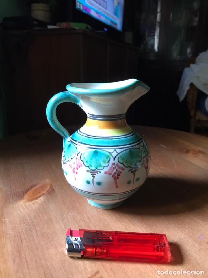 Antigüedades: Jarrita de cerámica, de Puente del Arzobispo - Foto 3 - 163026886