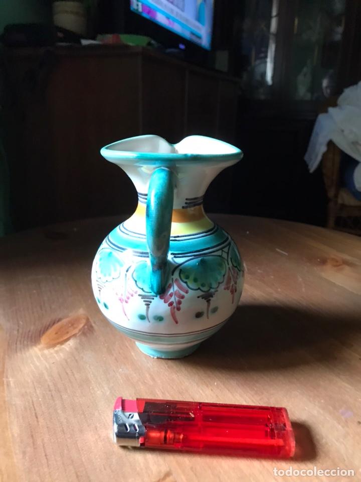 Antigüedades: Jarrita de cerámica, de Puente del Arzobispo - Foto 4 - 163026886