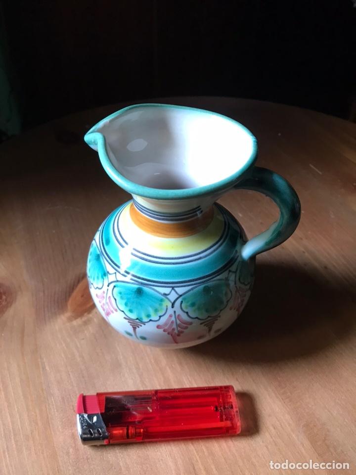 Antigüedades: Jarrita de cerámica, de Puente del Arzobispo - Foto 5 - 163026886