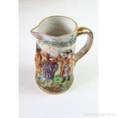Antigüedades - Antigua jarra de cerámica italiana - 163070166