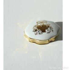 Antigüedades - Antiguo joyero de porcelana Laurent´s - 163070714