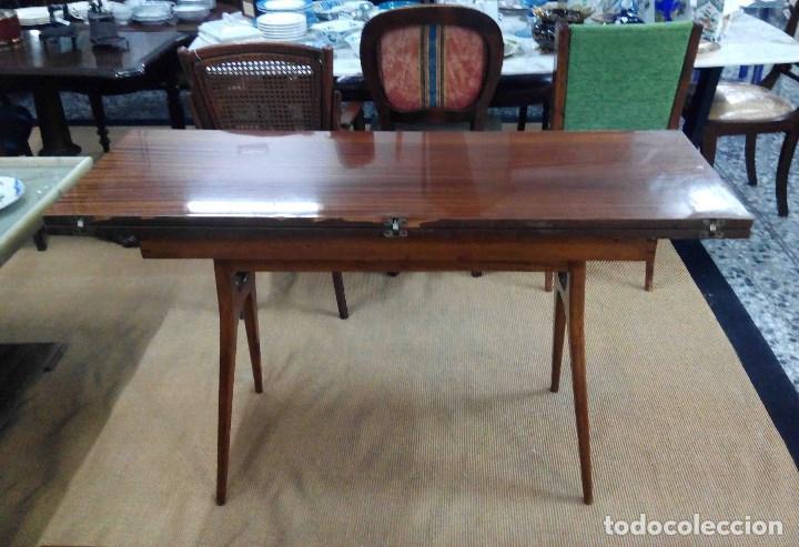 mesa libro comedor - Kaufen Antike Tische in todocoleccion - 163073498