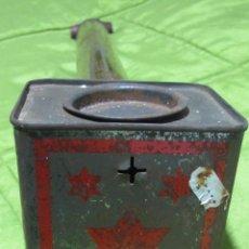Antigüedades: FUMIGADOR CASERO. Lote 163077642