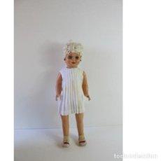 Antigüedades - Antigua muñeca celuloide años 20 - 163079554