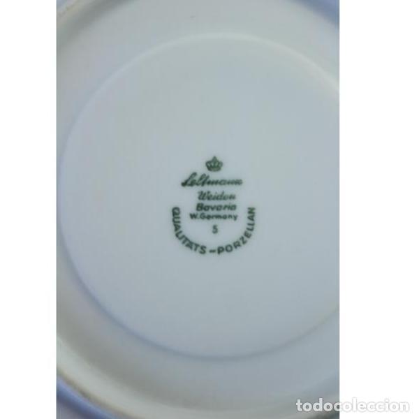 Antigüedades: Antiguo juego de porcelana - Foto 5 - 163082746