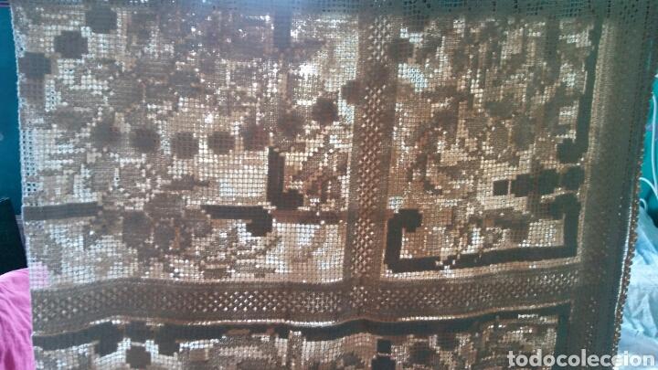 Antigüedades: Mantel o colcha antigua - preciosa !!! 170 x 200 cm - Foto 11 - 163350782