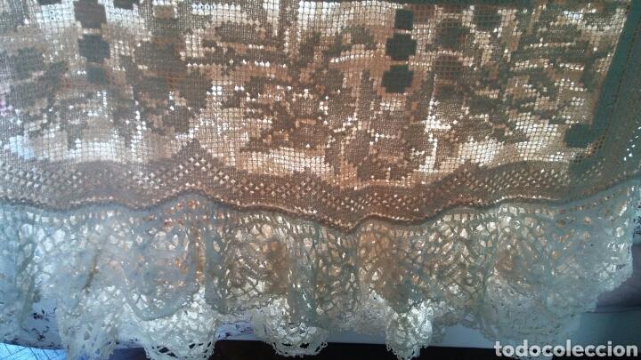 Antigüedades: Mantel o colcha antigua - preciosa !!! 170 x 200 cm - Foto 12 - 163350782