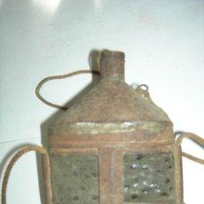 Antigüedades: MUY ANTIGUA, RARA Y CURIOSA JAULA RECOLECTORA DE GRILLOS. Lote 163375894