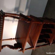 Antigüedades: REVISTERO DE NOGAL. Lote 163381046