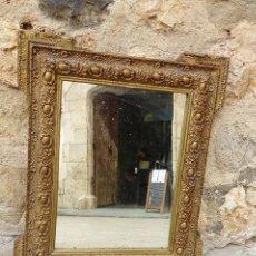 Antigüedades: ESPEJO ESTILO LUÍS XVI (S. XVIII-XIX). Lote 163484014