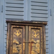 Antigüedades: MUEBLE CHINO. Lote 163516709