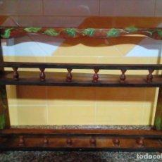 Antigüedades: BONITA ESTANTERIA DE MADERA. Lote 163544958