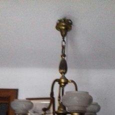 Antigüedades: LAMPARA ANTIGUA. Lote 163568417