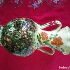 Antigüedades: JARRA ANTIGUA CON ASAS. Lote 163579822