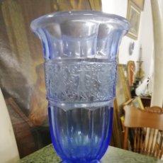 Antigüedades: JARRÓN DE BACCARAT. Lote 163611097