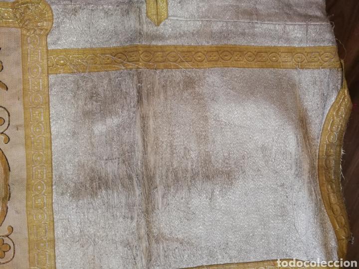 Antigüedades: IMPRESIONANTE DALMATICA SIGLO XIX - Foto 10 - 163628434