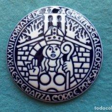 Antiquités: MEDALLA SARGADELOS. XXXVI ROMAXE DE CRENTES GALEGOS. SANTA UXIA DE LOBAS. O CARBALLIÑO. AÑO 2013. Lote 163720822