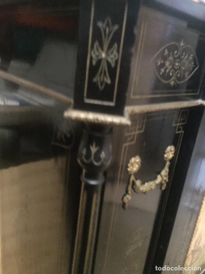 Antigüedades: Mueble estilo imperio (leer descripción) - Foto 4 - 163741942
