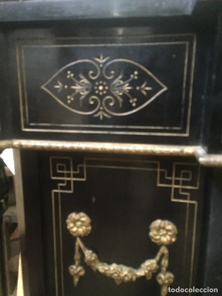Antigüedades: Mueble estilo imperio (leer descripción) - Foto 6 - 163741942