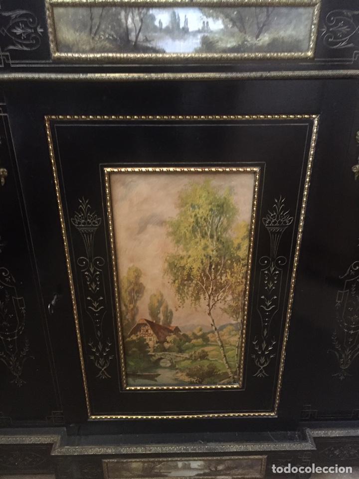 Antigüedades: Mueble estilo imperio - Foto 17 - 163741942